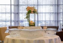 luxury floral lantern