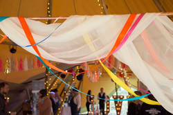 wedding festival styling