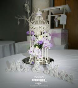 birdcage arrangement