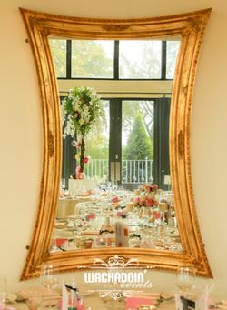 wisteria table centre