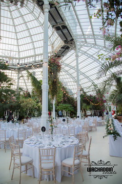 sefton palm house wedding dressing