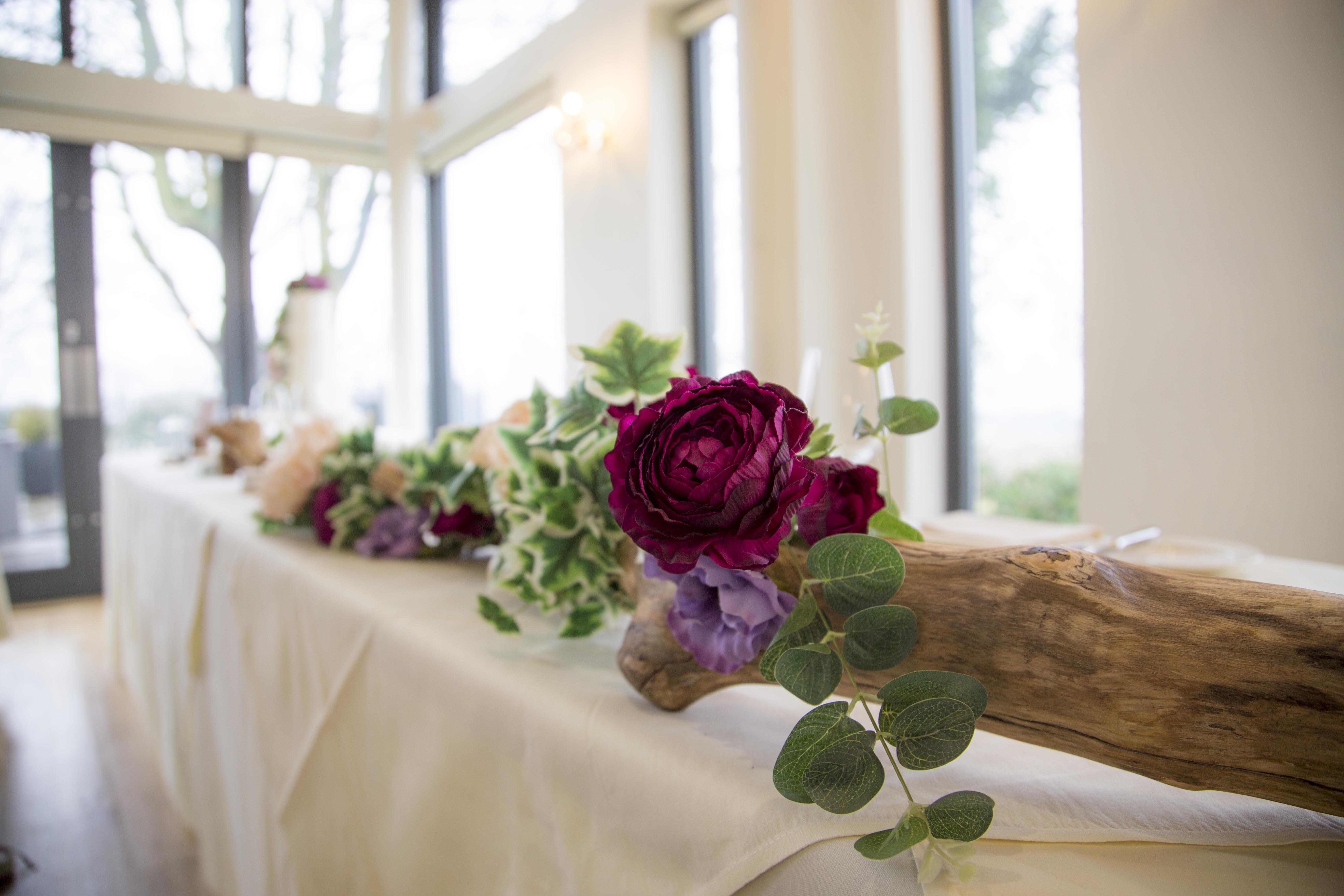 driftwood florals