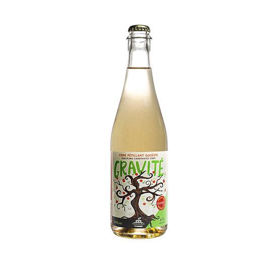 Gravité - cidre pétillant