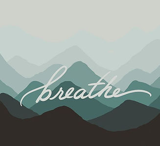 Simple breathing exercise. 1.Imagine a p