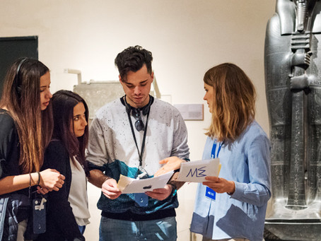 Why we use Design Thinking for Museums