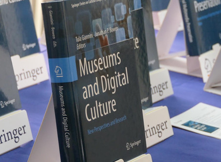 Museum and Digital Culture – the Book