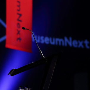 InvisibleStudio delivers a talk at MuseumNext Tech