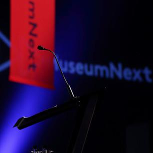 InvisibleStudio delivers a talk at MuseumNext Tech