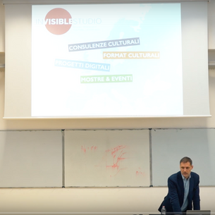Future Storytelling course at Politecnico of Turin