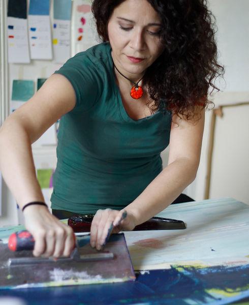 Stefania Boiano art studio