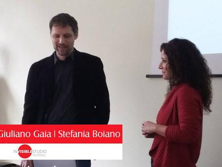 InvisibleStudio teaching at the Catholic University in Milan