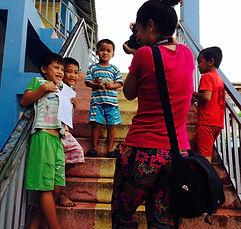 Stefania Boiano NGOs photography