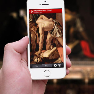 New sections on Caravaggio & Mattia Preti