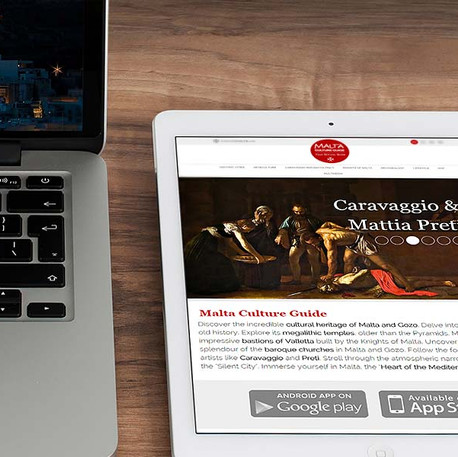 MALTA CULTURE GUIDE WEBSITE
