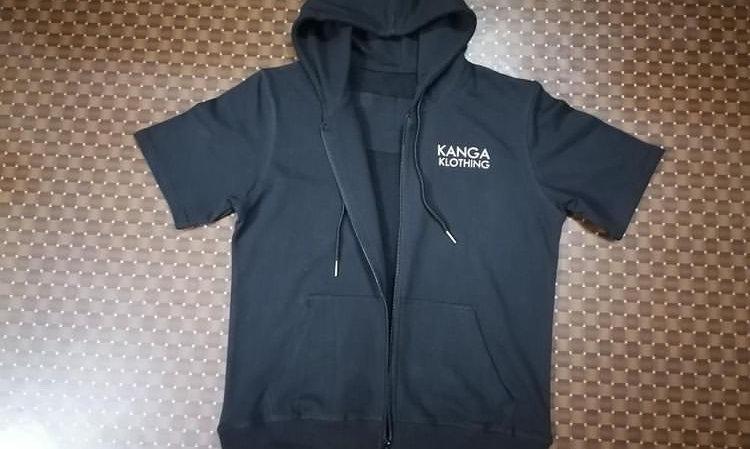 Kanga Klothing French Terry Short Sleeve or Long Sleeve