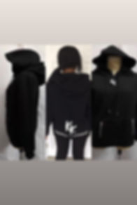 Kanga Klothing Hoodie Three Picture Two