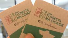 Canto Vivo distribui sementes nas lojas iPlace de São Paulo