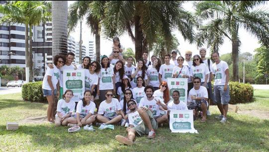 parque da sementeira intervenido pelos voluntarios ambientalistas