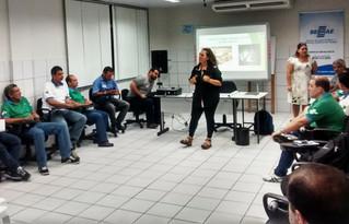 Instituto Canto Vivo participa de reunião com Rede Auto Reparo