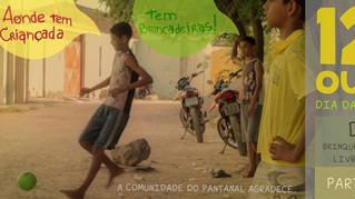 Meu Papagaio e Instituto Canto Vivo realizam Ação Solidária do Dia das Crianças