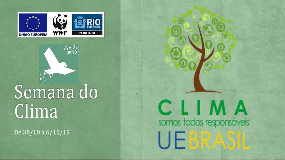 semana do clima. evento internacional em rio de janeiro