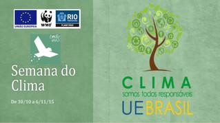 Projeto do Instituto Canto Vivo será apresentado em evento da UE e WWF-Brasil no RJ