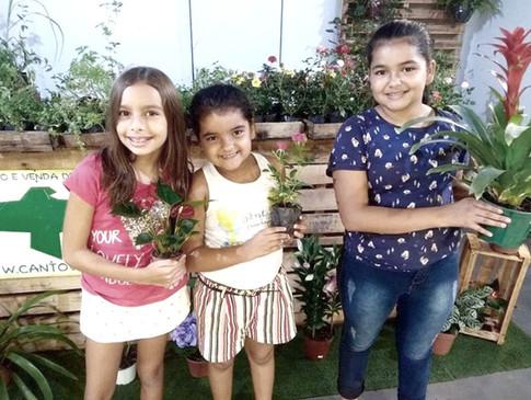 crianzas, a esperança do futuro sostenivel