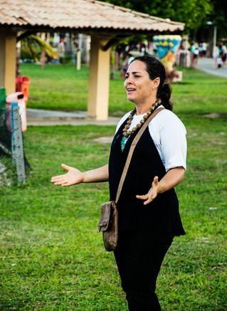 """""""Todos deveriam amar mais"""" Christiane Nogueira"""