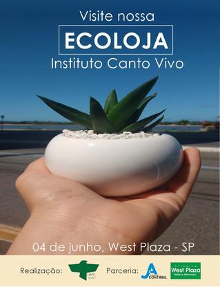Canto Vivo inaugura ecoloja em São Paulo