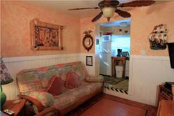 Cancun beach cottage