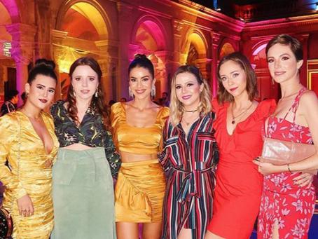 Festa de lançamento da coleção da Camila Coelho para a Revolve
