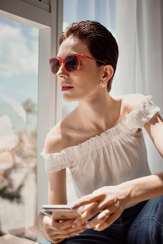 Dani Lachter de óculos de sol MDNSun