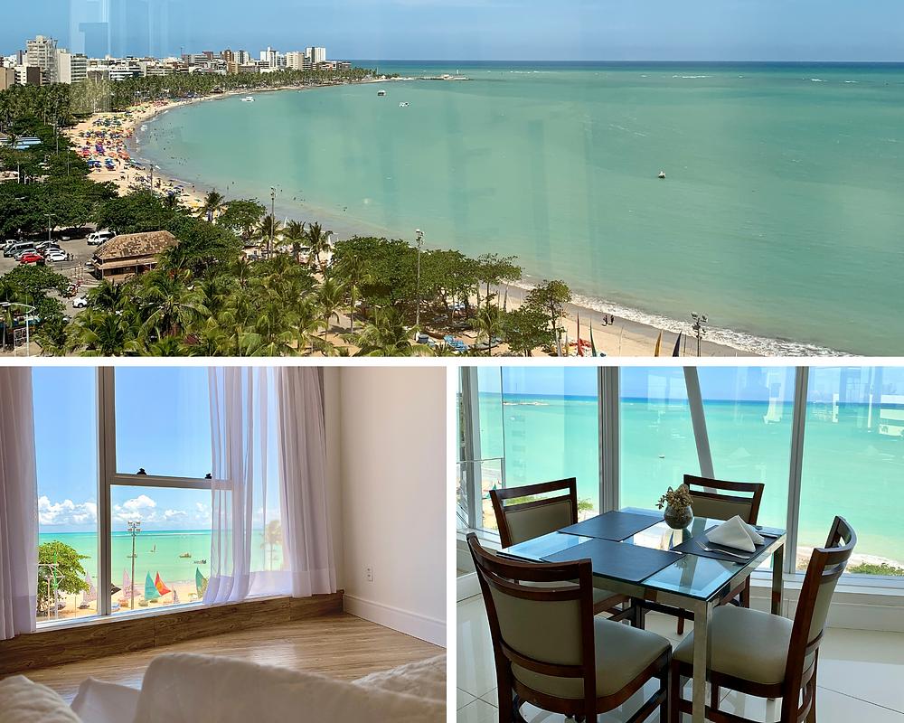 imagens do hotel Brisa Suites