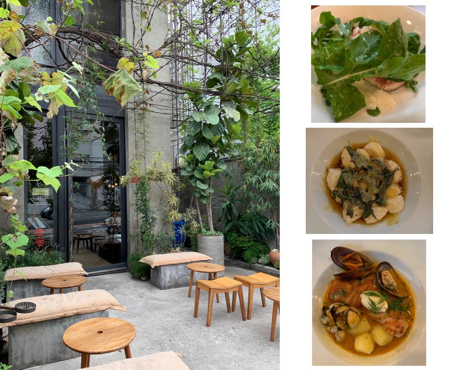 restaurante arturito, ambiente e pratos
