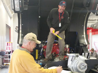Cloverdalefiremoves forward on upgrades