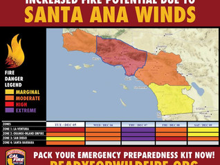 Oregon sending Teams to Wildfires in Southern California