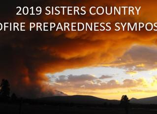 2019 Sisters Country Wildfire Preparedness Symposium