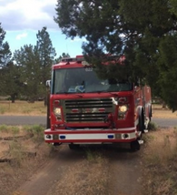 Can our firetruck access your driveway?
