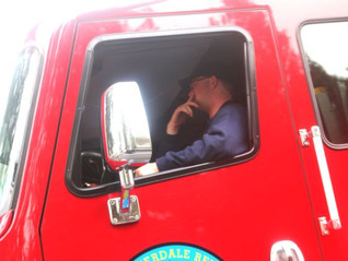 Apparatus Driver Volunteers wanted