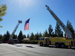 Oregon Fallen Firefighters Memorial