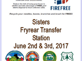 FireFree event. Help us help you...