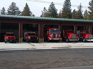 Cloverdale's new bond-funded fire station is now operational.
