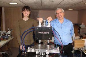 Basement-Invented Liquid Metal 3D Printer Grabs Spotlight