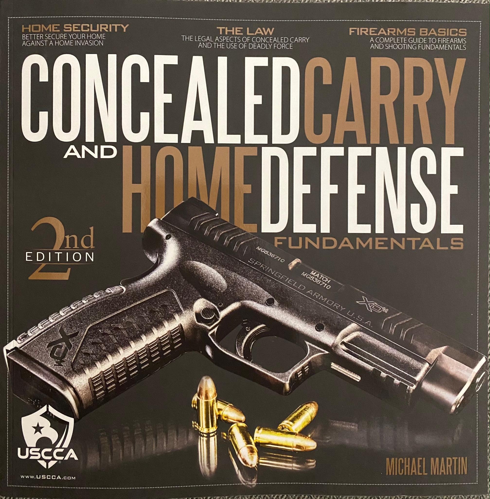 Intro Pistol 1 - USCCA (Amarillo Texas)
