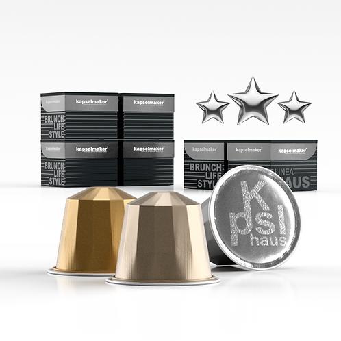 Haus Top Seller - 60 Cáps.  Selección Espresso & Lungo