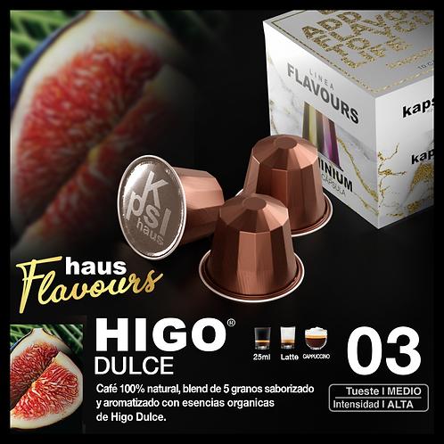 Flavour - Higo Dulce x 10 Caps