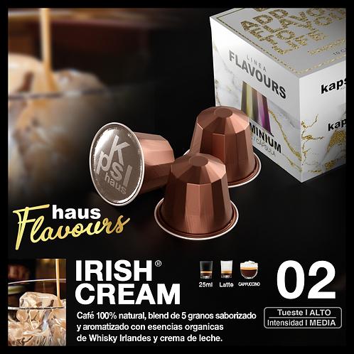 Flavour - Irish Cream. x10 Caps