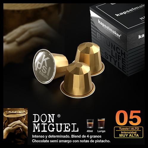 """""""Don Miguel"""" INTENSIDAD MUY ALTA 05  Line Haus"""