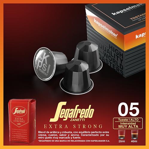 Segafredo Extra Strong  x 10 Caps