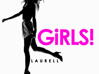 """Laurell's new single """"GiRLS!"""" gets instant radio adds in Vancouver and Victoria!!"""